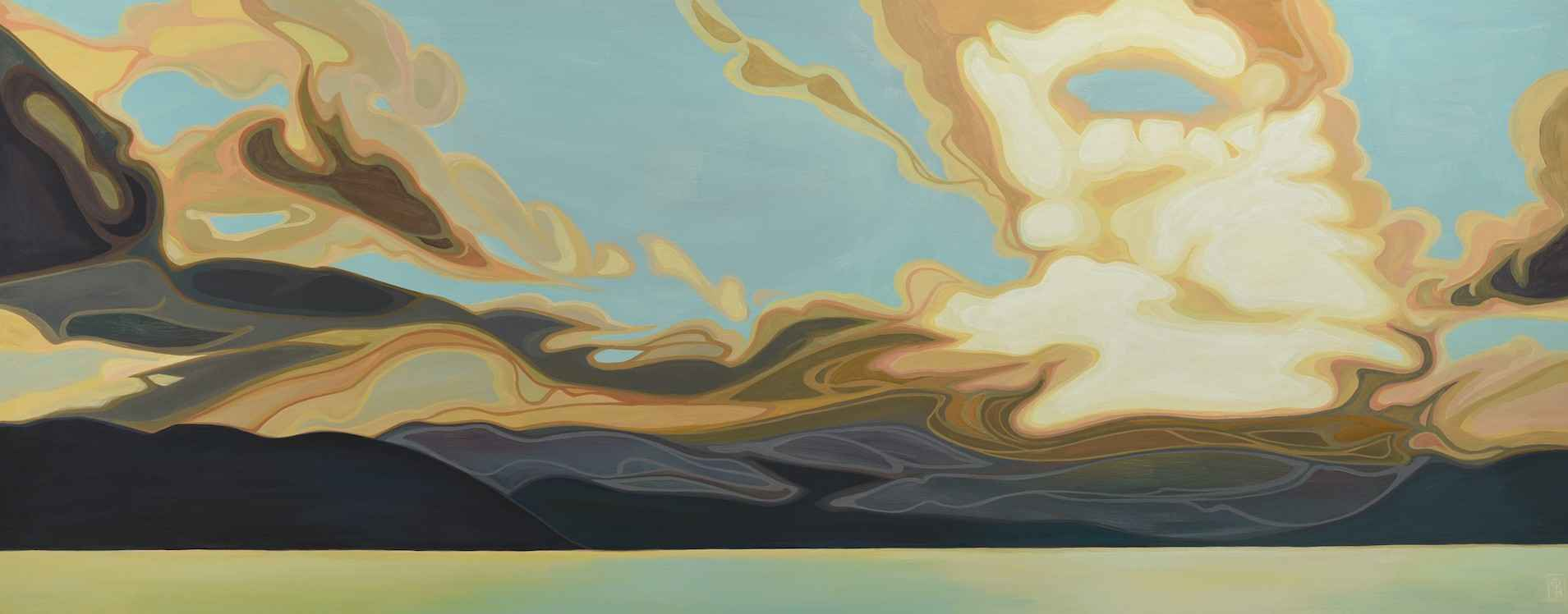 Hope Springs Eternal by  Erica Hawkes - Masterpiece Online