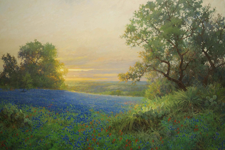 A Texas Morning by Mr. & Mrs. Robert Pummill - Masterpiece Online
