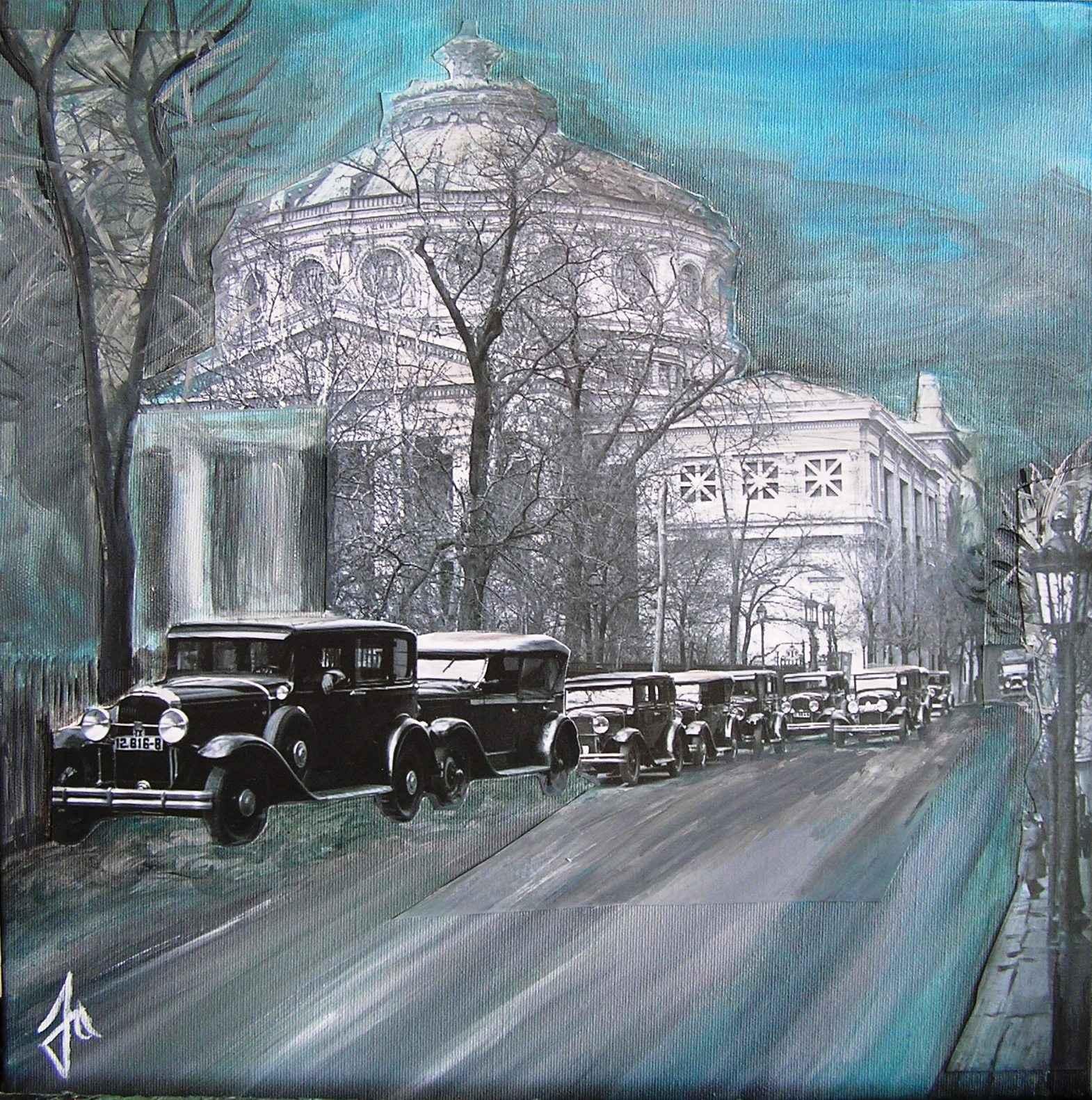 Bucharest Fragrance N... by Mme Ioana JITARU - Masterpiece Online