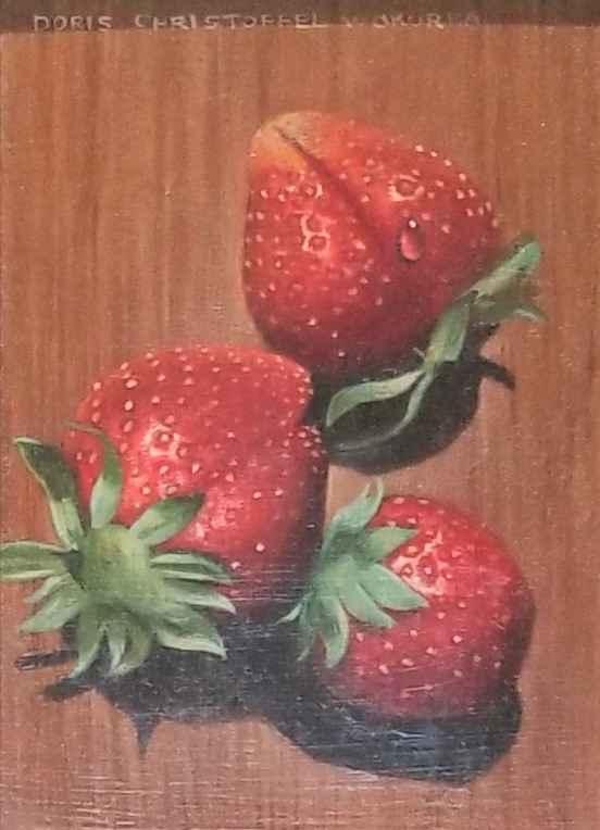 Untitled (Strawberrie... by Ms. Doris Wokurka - Masterpiece Online