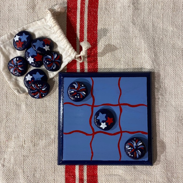 Stars and Stripes by  Cammie Naylor - Masterpiece Online