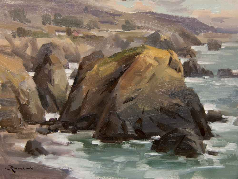 Duncan's Cove  by  Mitch Baird