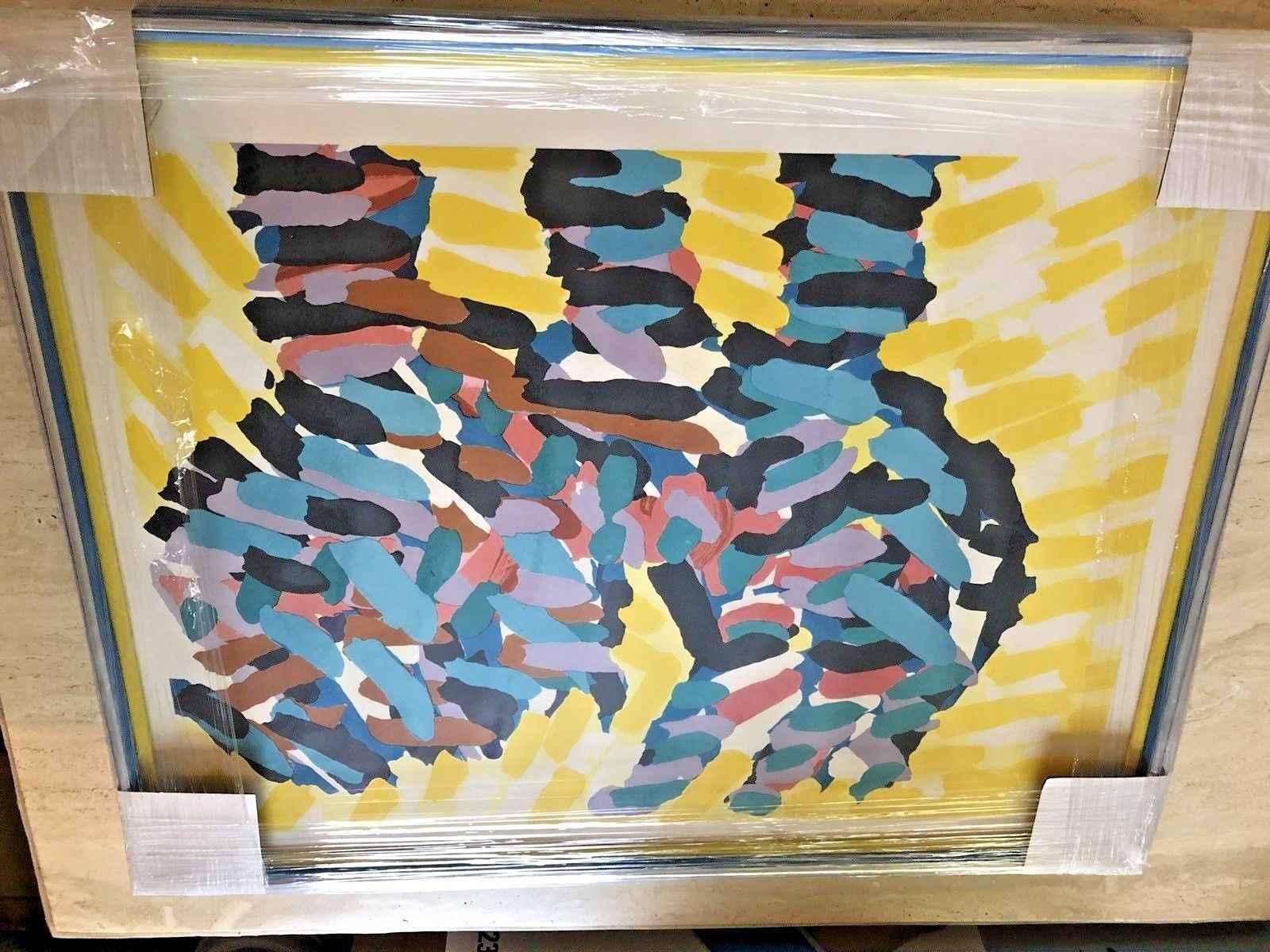 Ten by Appel by  Karel Appel - Masterpiece Online