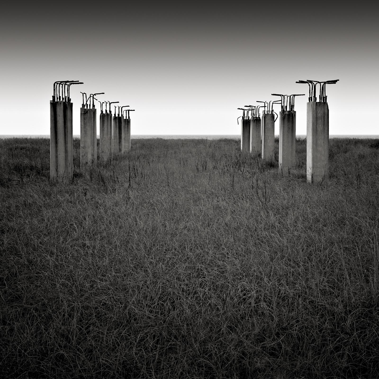Unfinished Pier, San ... by  David Fokos - Masterpiece Online