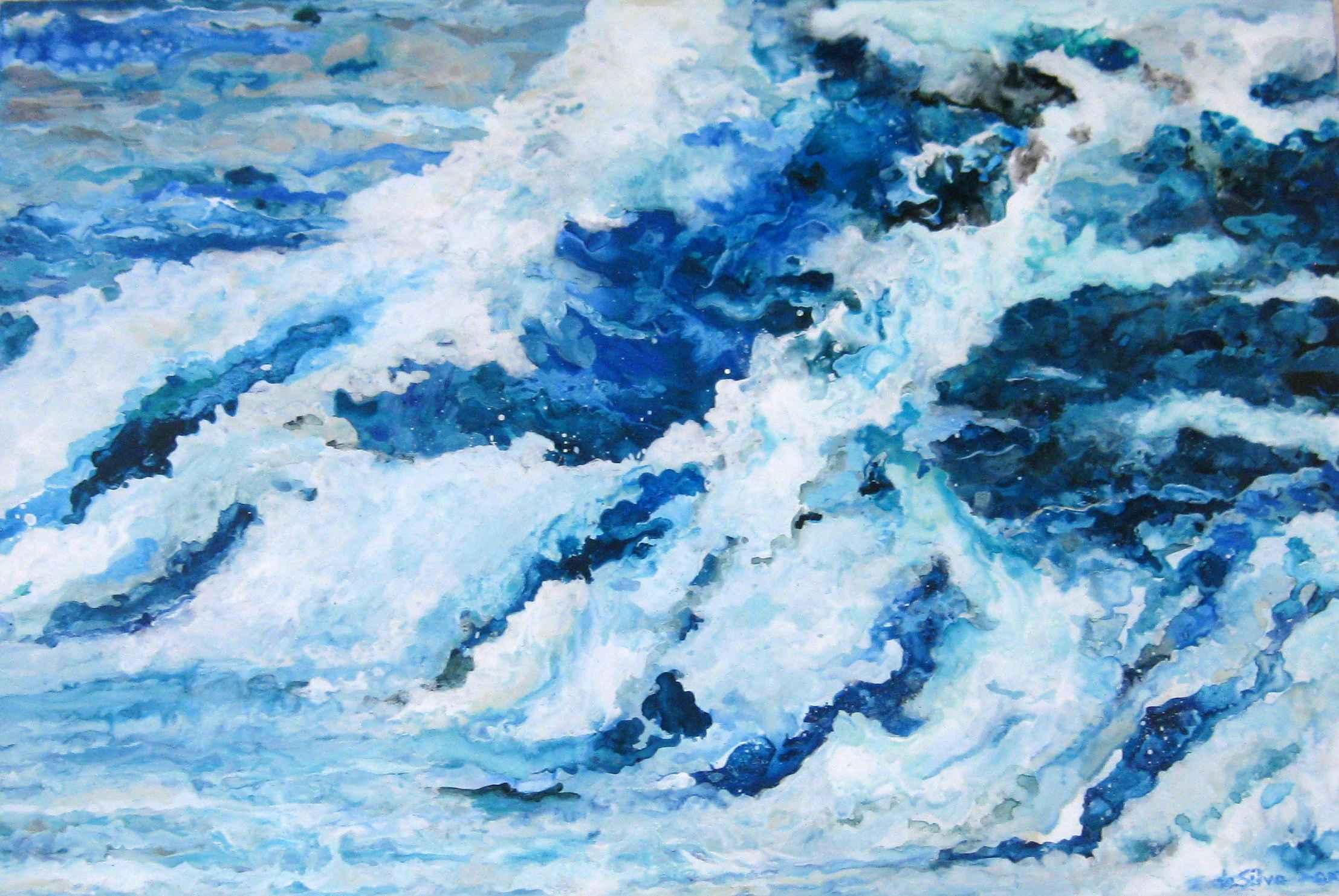 Surfers Dream by  Heather da Silva - Masterpiece Online