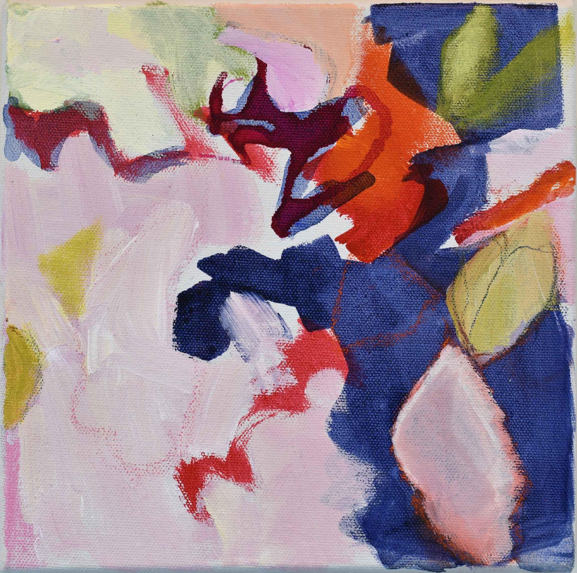 Red Blue II by  Jeanne Jones - Masterpiece Online