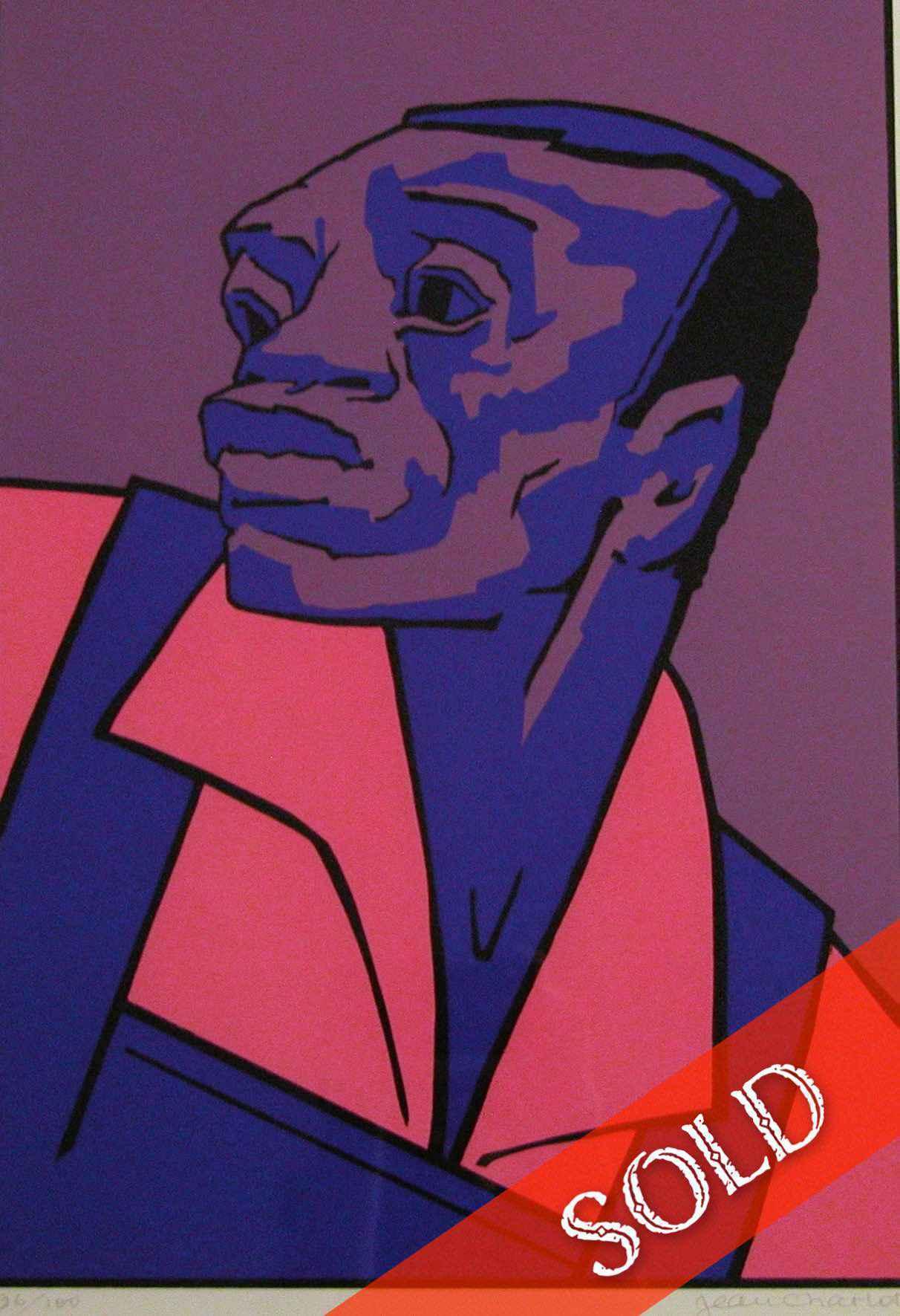 Rhapsody in Blue, 99/... by  Jean Charlot (1898-1979) - Masterpiece Online