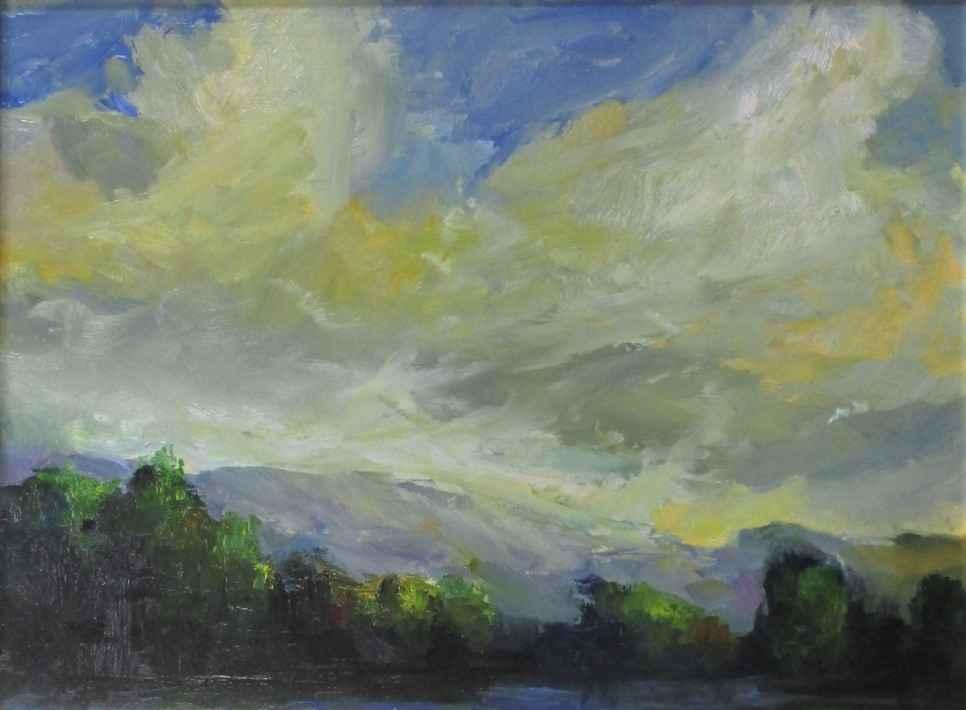 Untitled (ValleyScape) by  Jeff White - Masterpiece Online