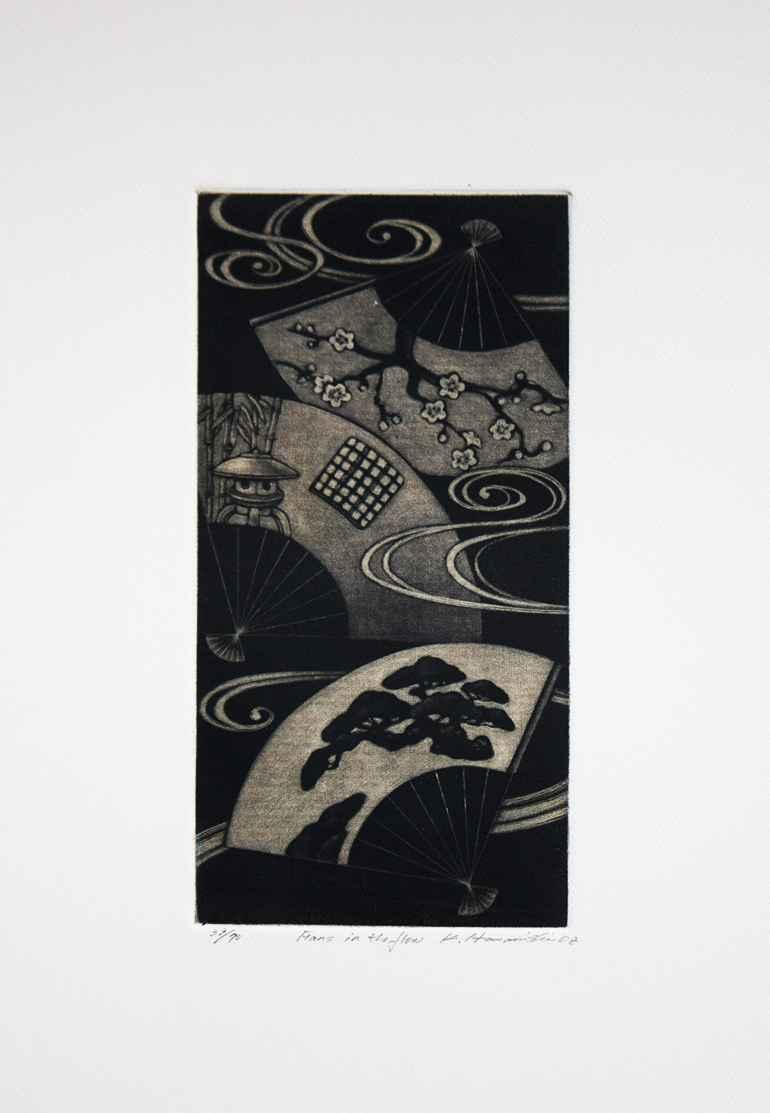 Fans In The Flow by  Katsunori Hamanishi - Masterpiece Online
