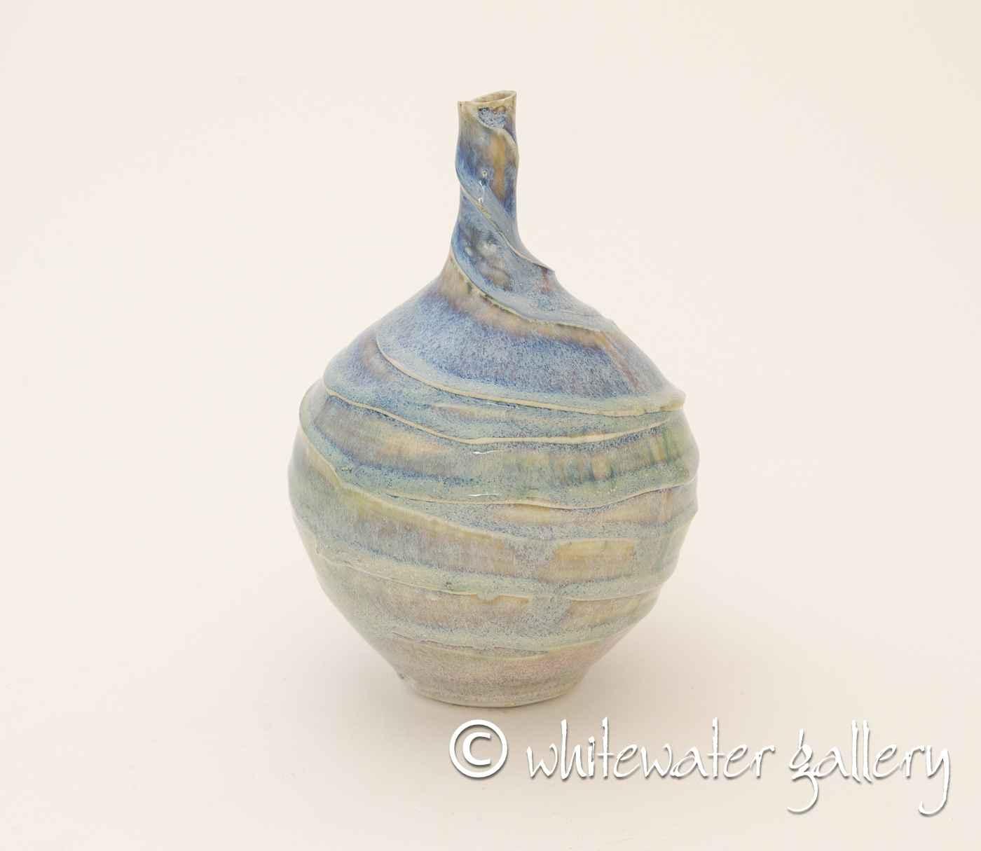 Bottle Vase by  Hugh West - Masterpiece Online