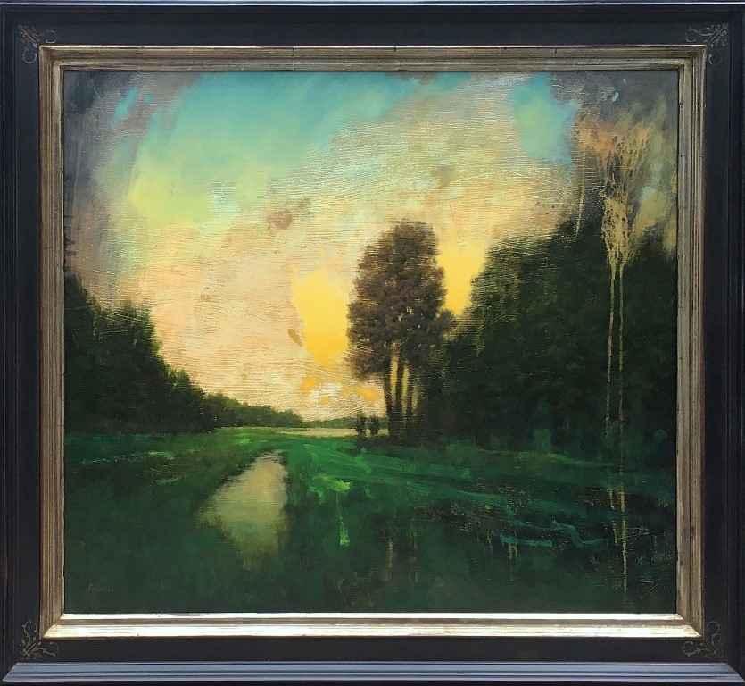 Often Retun to a Mead... by  Robert Wellings - Masterpiece Online