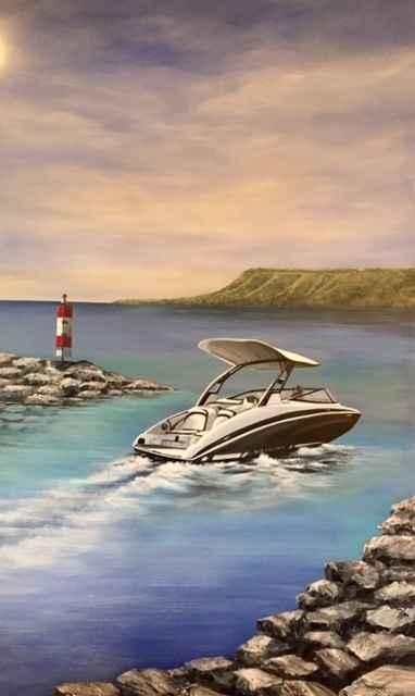 David Narian Commissi... by  Janet Liesemer - Masterpiece Online
