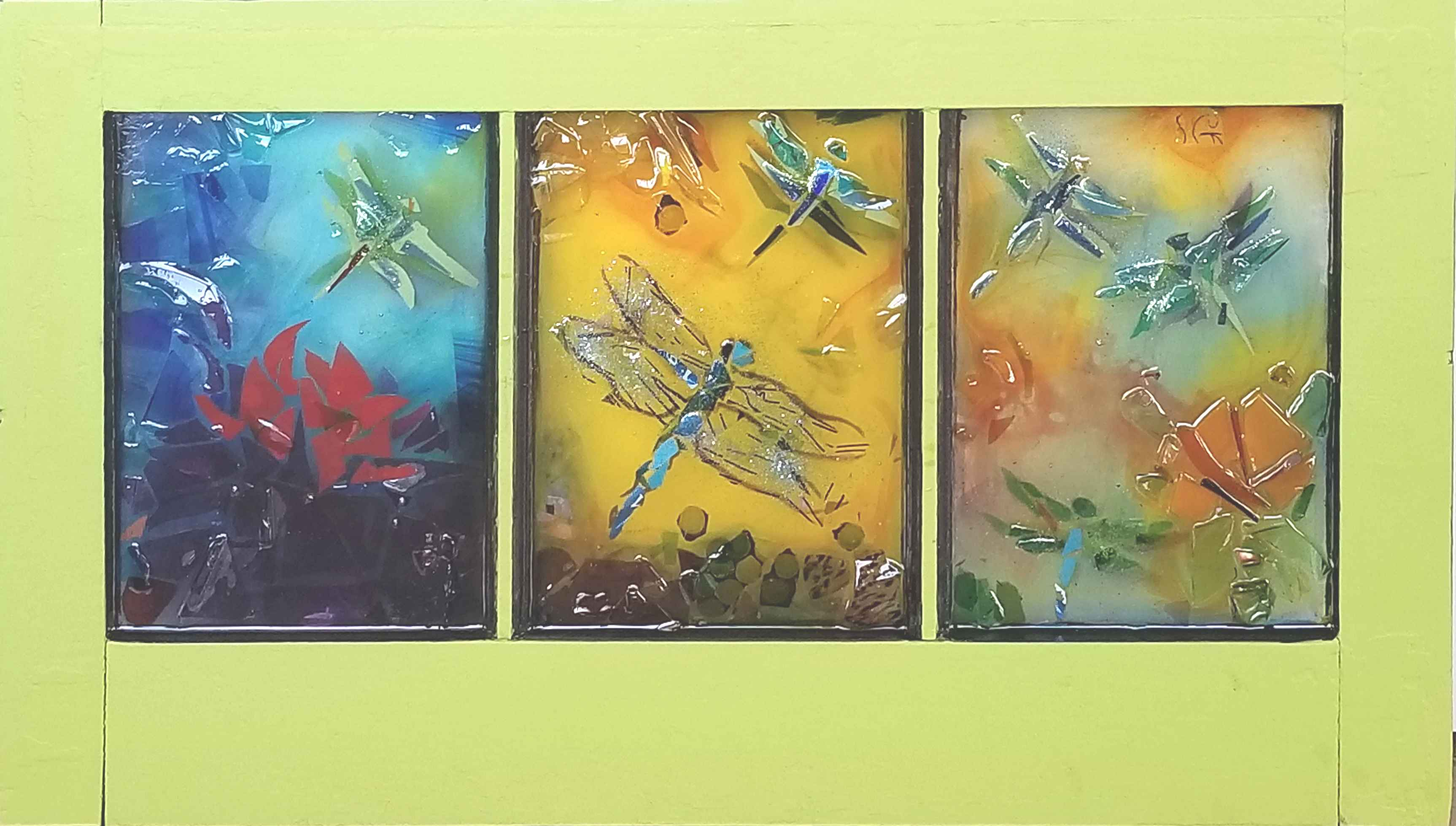 Dragonfly by Mr. Les Braze - Masterpiece Online