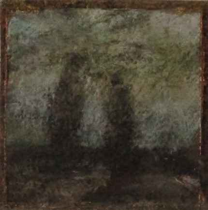 Untitled ( 2 trees) by  Kay French - Masterpiece Online