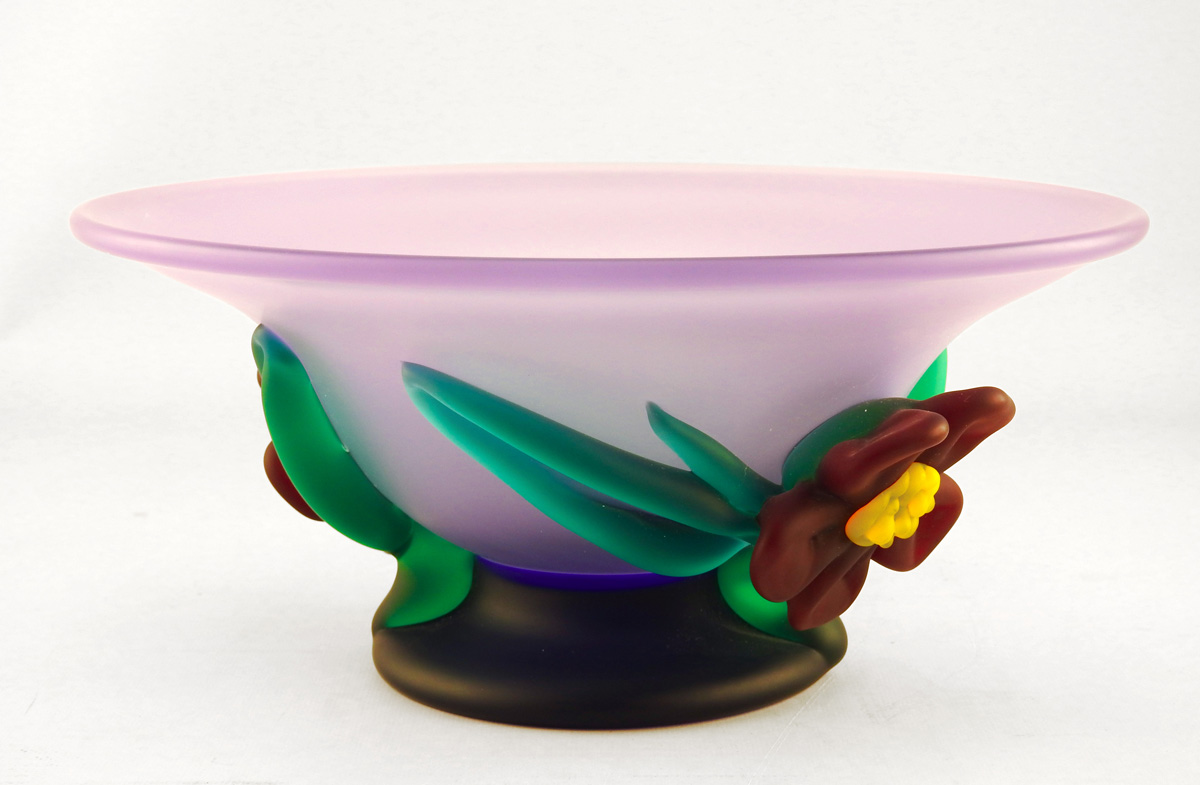Bowl/Neo Compote by  Tommie Rush - Masterpiece Online