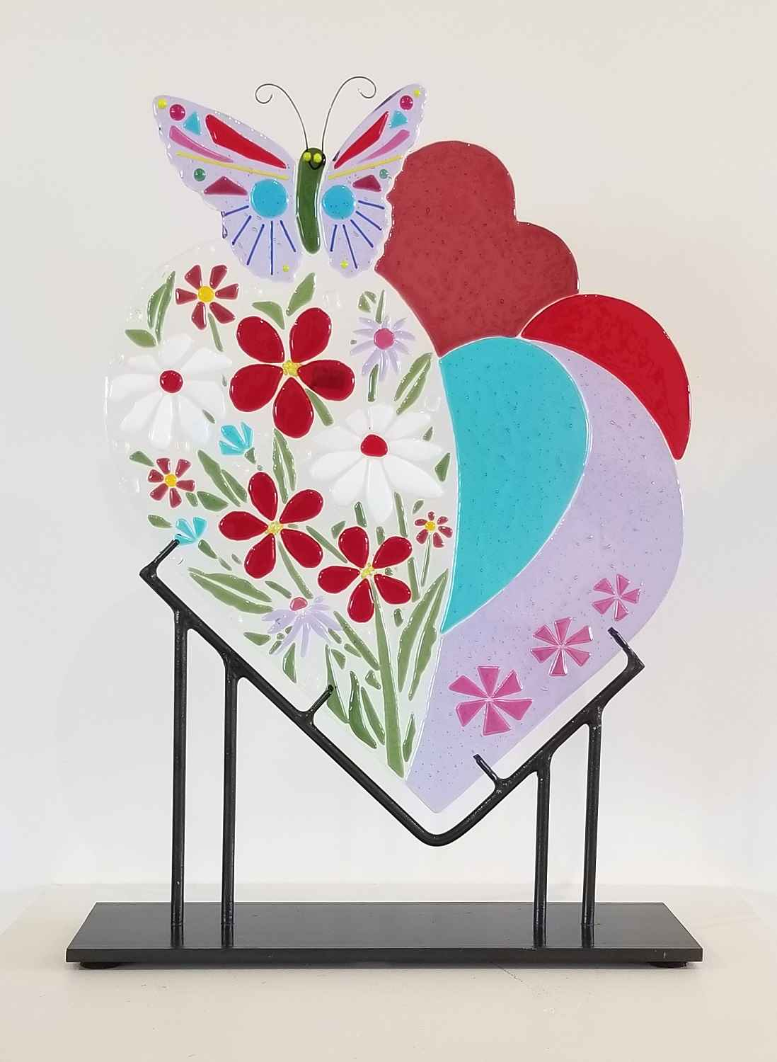 Hearts and Flowers by  Harriet and Don Herrick - Masterpiece Online