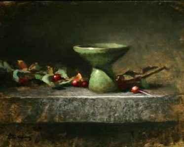 Green Pottery by  Jeremy Goodding - Masterpiece Online