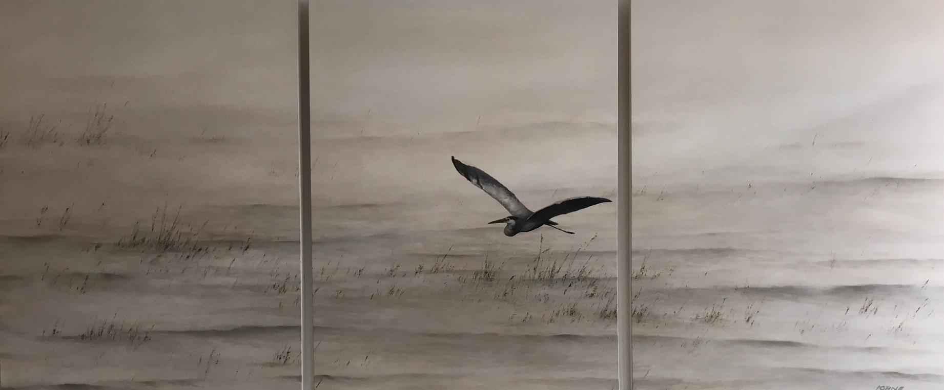 Above the Mist (Tript... by Mr. Lorne McDermott - Masterpiece Online