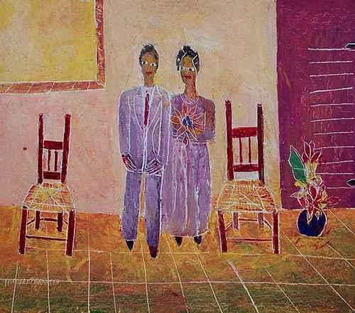 The Couple by  Nicolas DREUX - Masterpiece Online