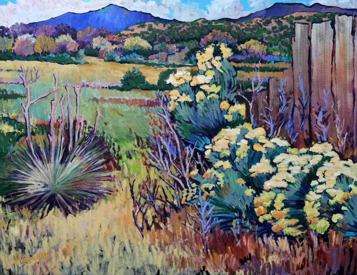 Mi Que Si Pinta by  JA Gorman - Masterpiece Online