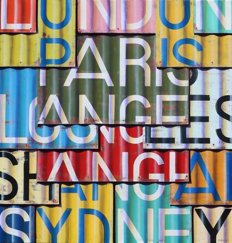 Paris - Shanghai by  Ross Tamlin - Masterpiece Online