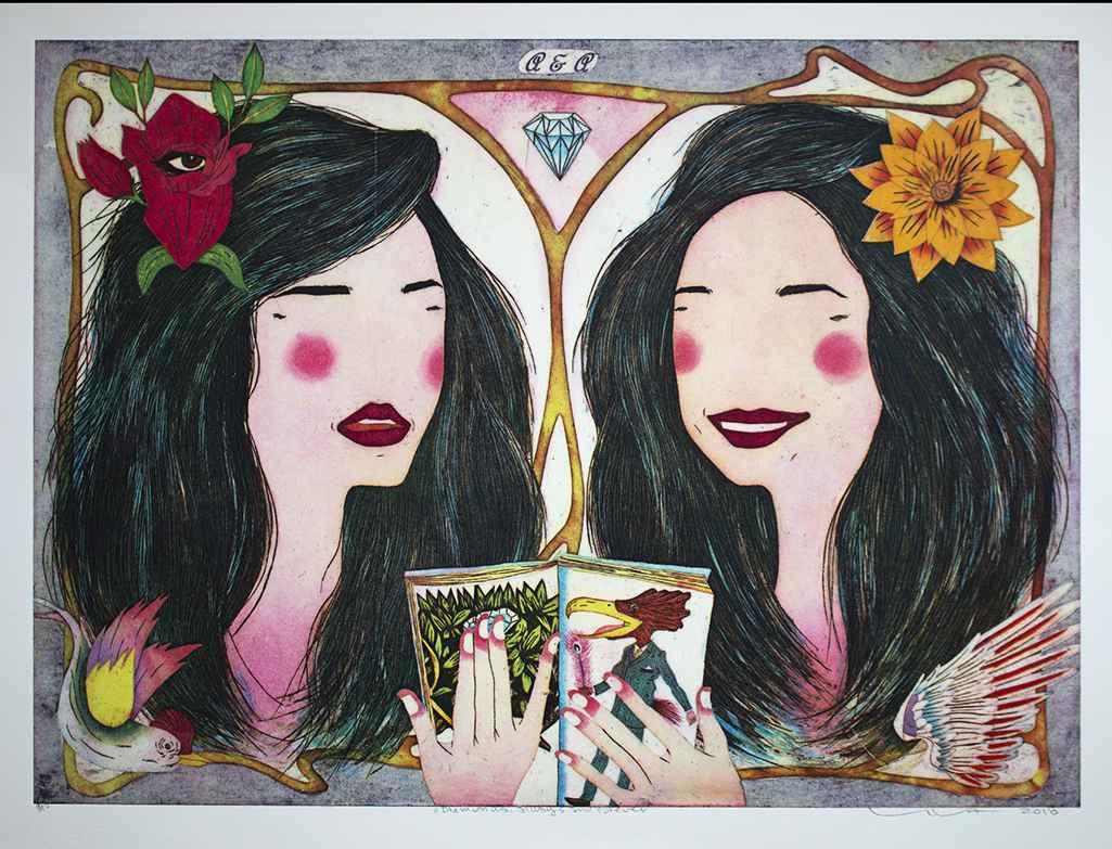 Diamonds, Always and ... by  Yuji Hiratsuka - Masterpiece Online