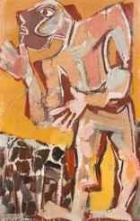Zapotic Man by  Vaclav Vytlacil - Masterpiece Online