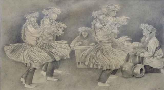 Halau Hula O Kahikila... by Mrs. Kathy Long - Masterpiece Online