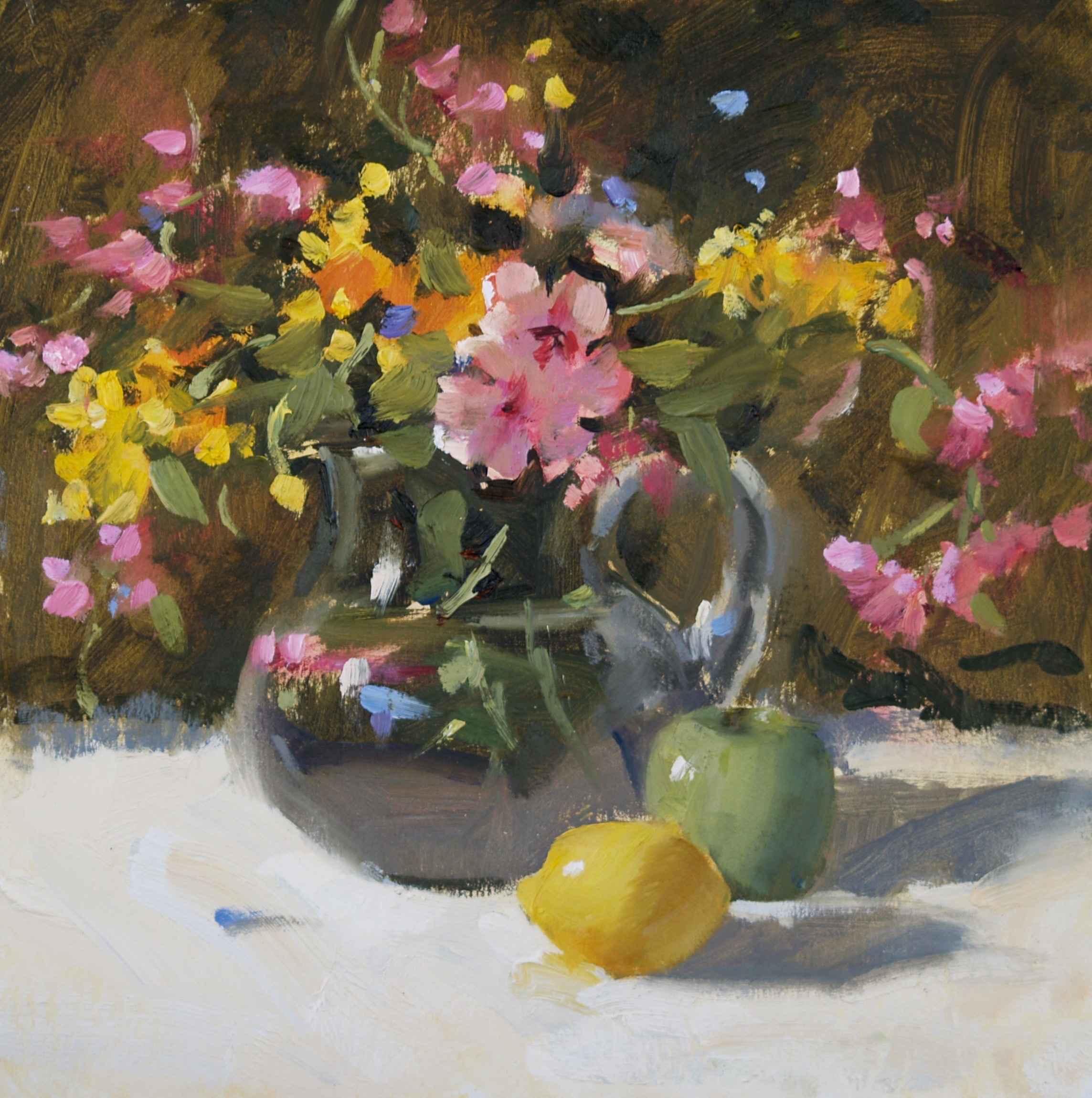 Wild Spring by  Judy Crowe - Masterpiece Online
