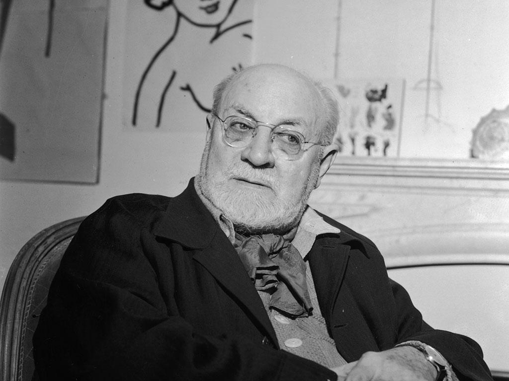 Henri Matisse - KINGS WOOD ART