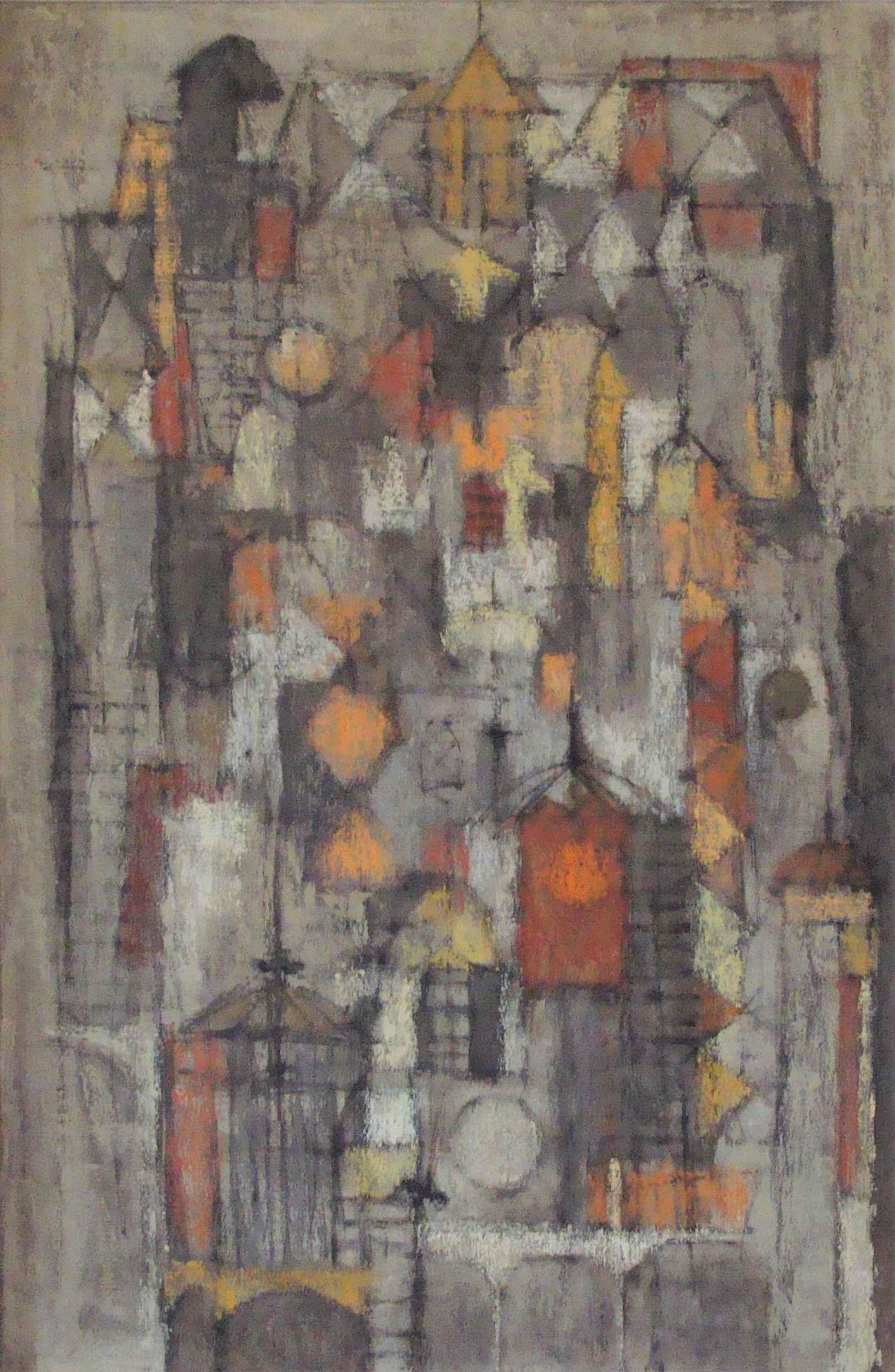 Davidson II by Mr. Fred Berman - Masterpiece Online