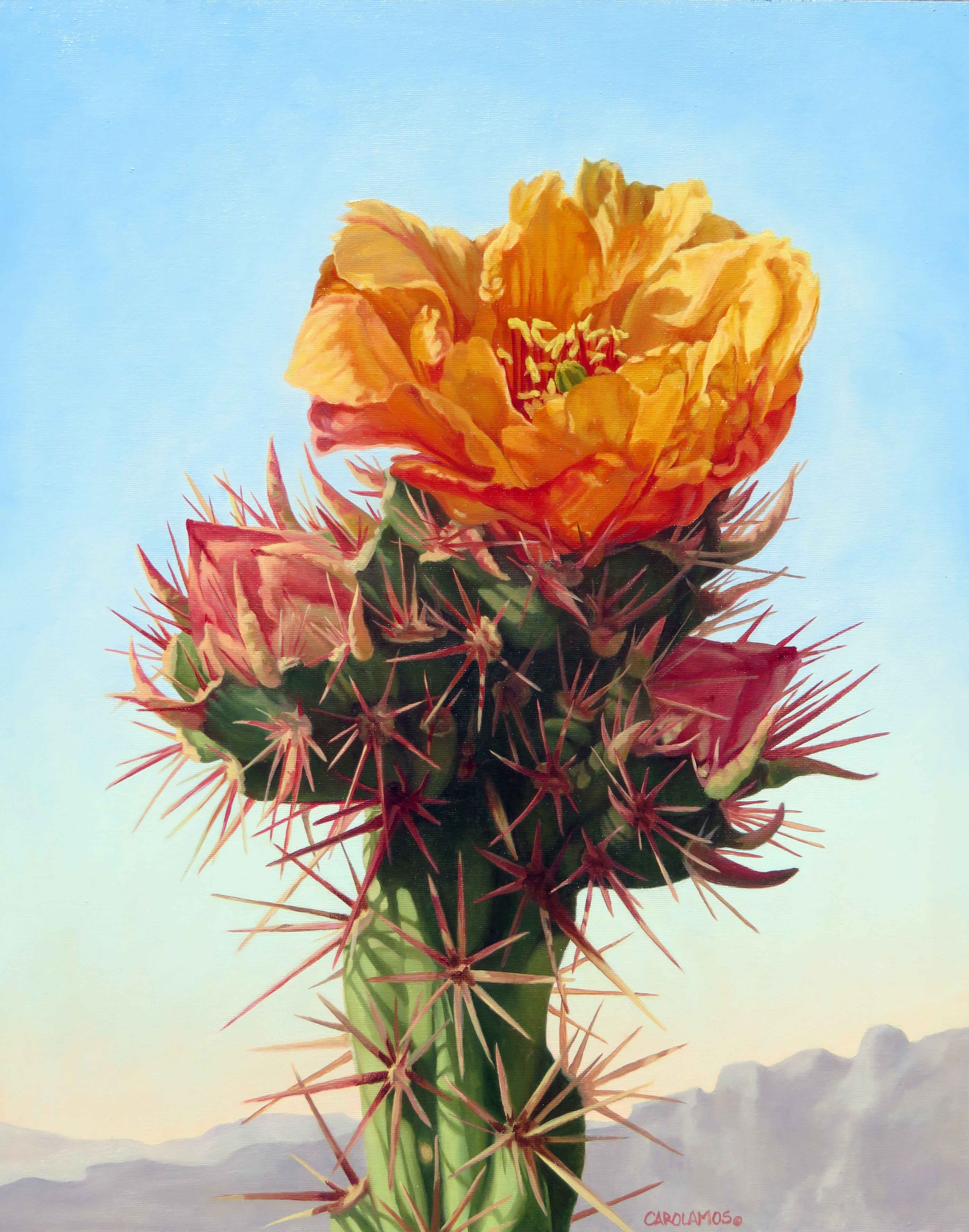 Soaking Up the Sun by  Carol Amos - Masterpiece Online