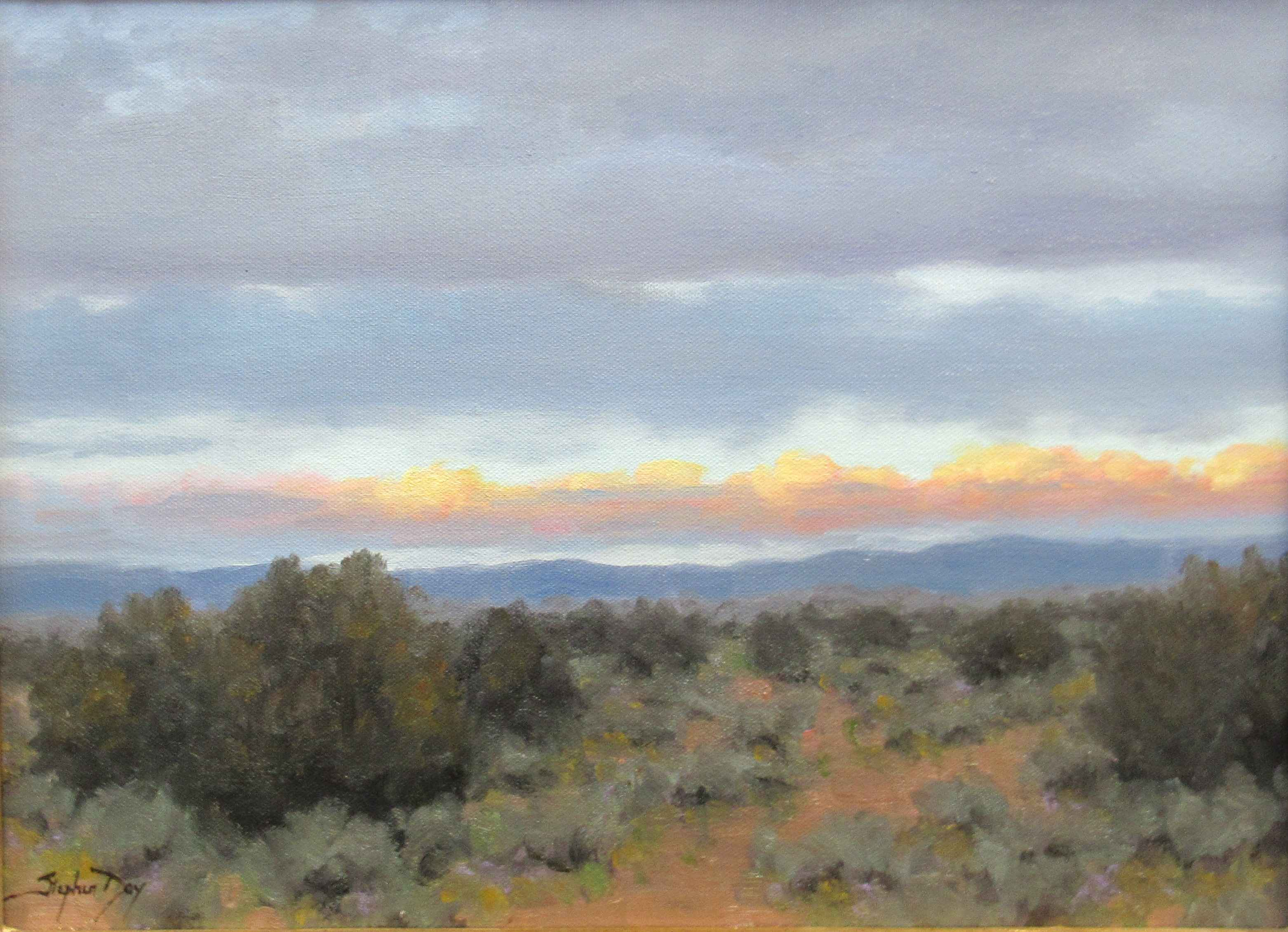 Distant Cloud Color by  Stephen Day - Masterpiece Online