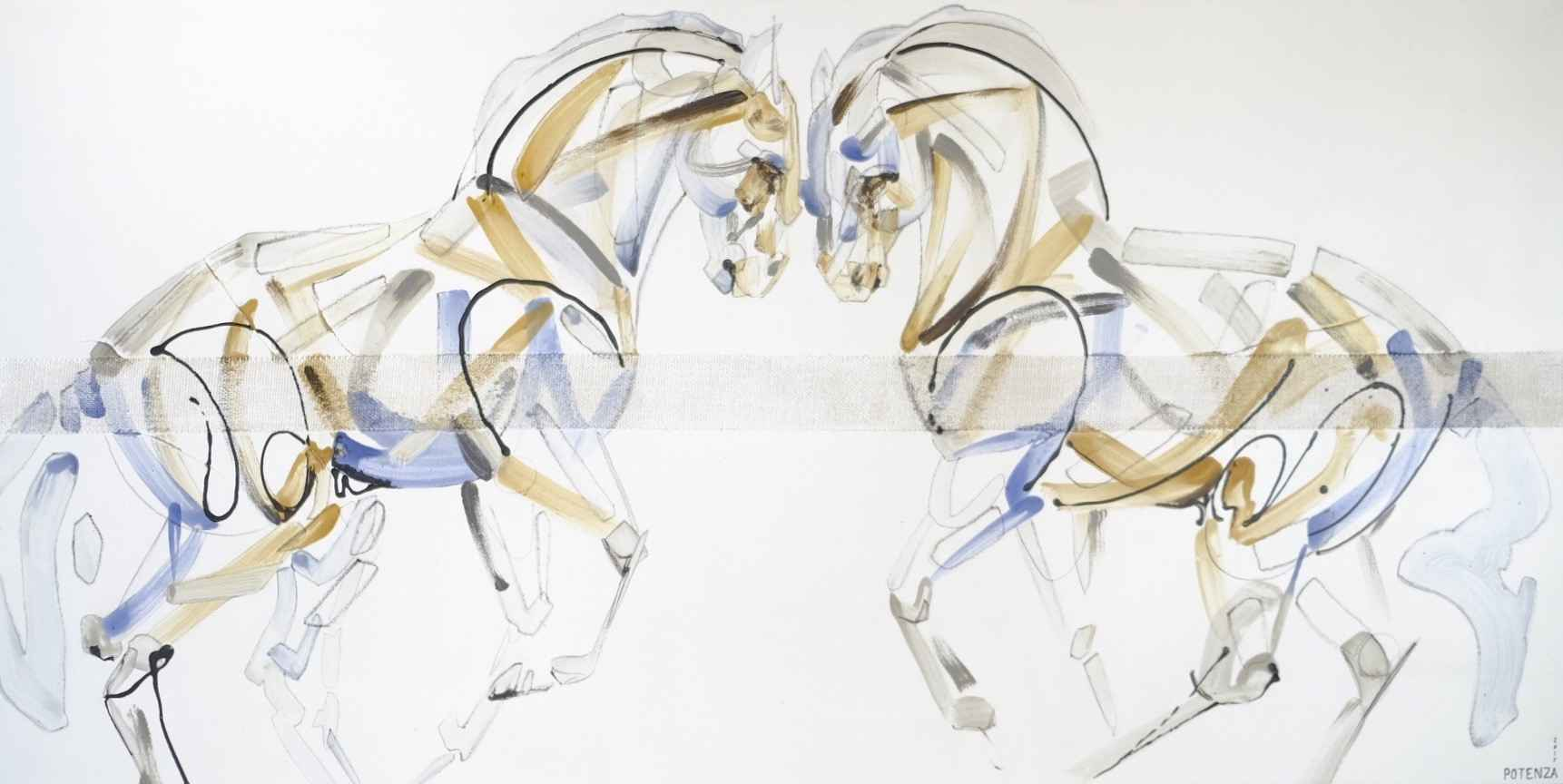 Vis-A-Vis by  Jessica Potenza - Masterpiece Online