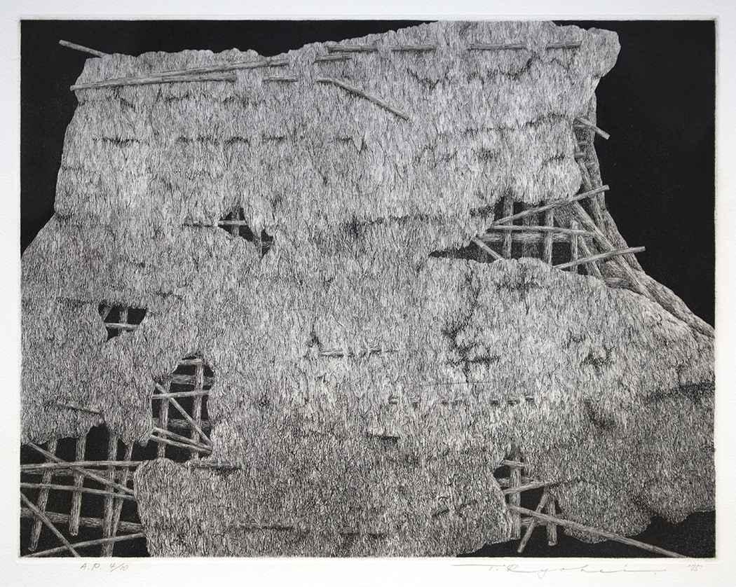 Ruined Farmhouse No. 5 by  Ryohei Tanaka - Masterpiece Online