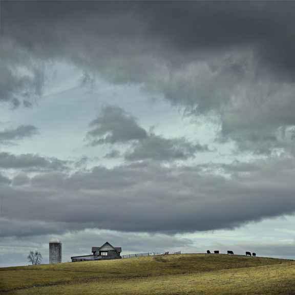 Mountain View Stock F... by  Jim Westphalen - Masterpiece Online
