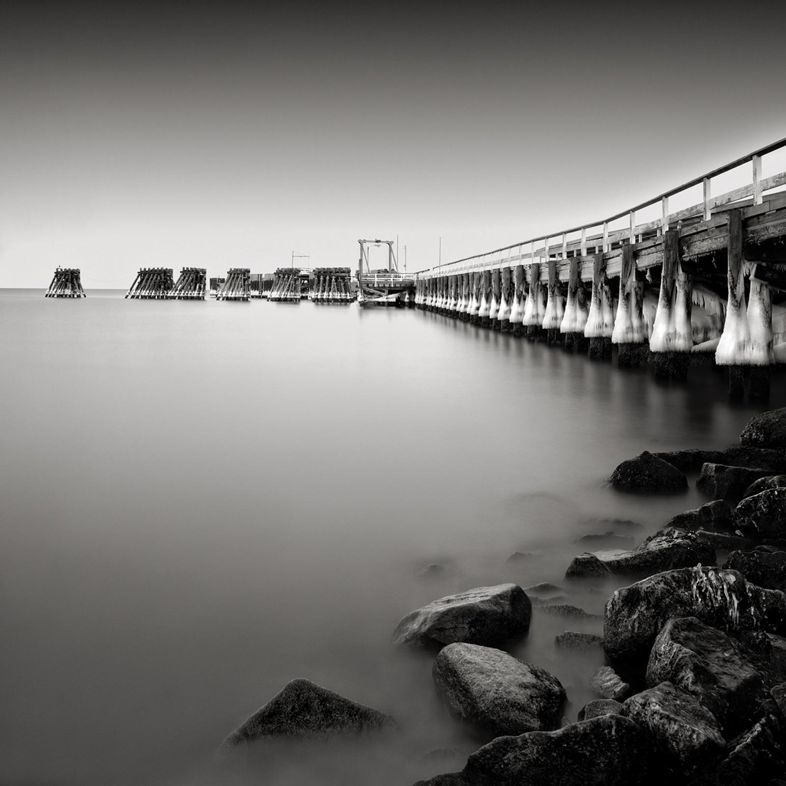Steamship Dock, Oak B... by  David Fokos - Masterpiece Online