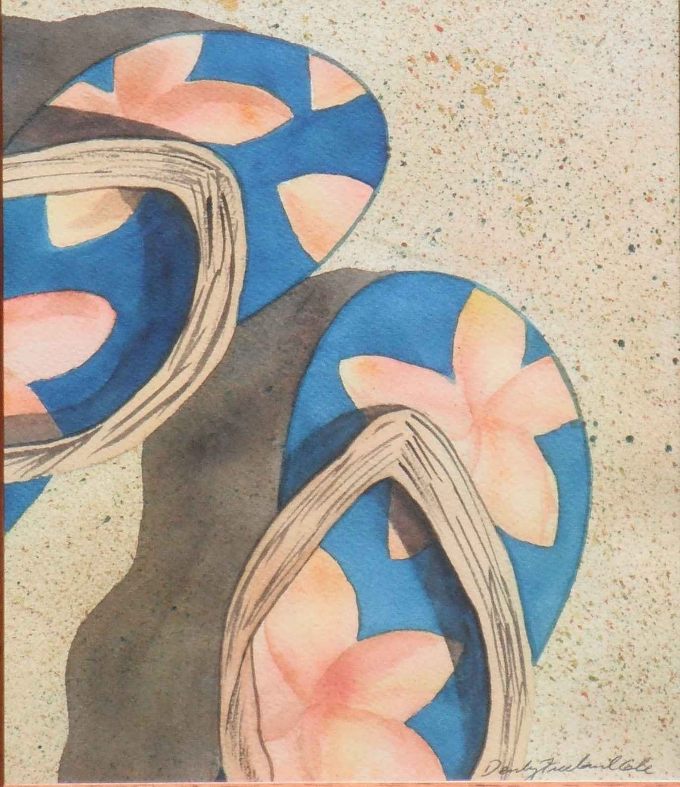 Sandy Toes by  Denby Freeland - Masterpiece Online