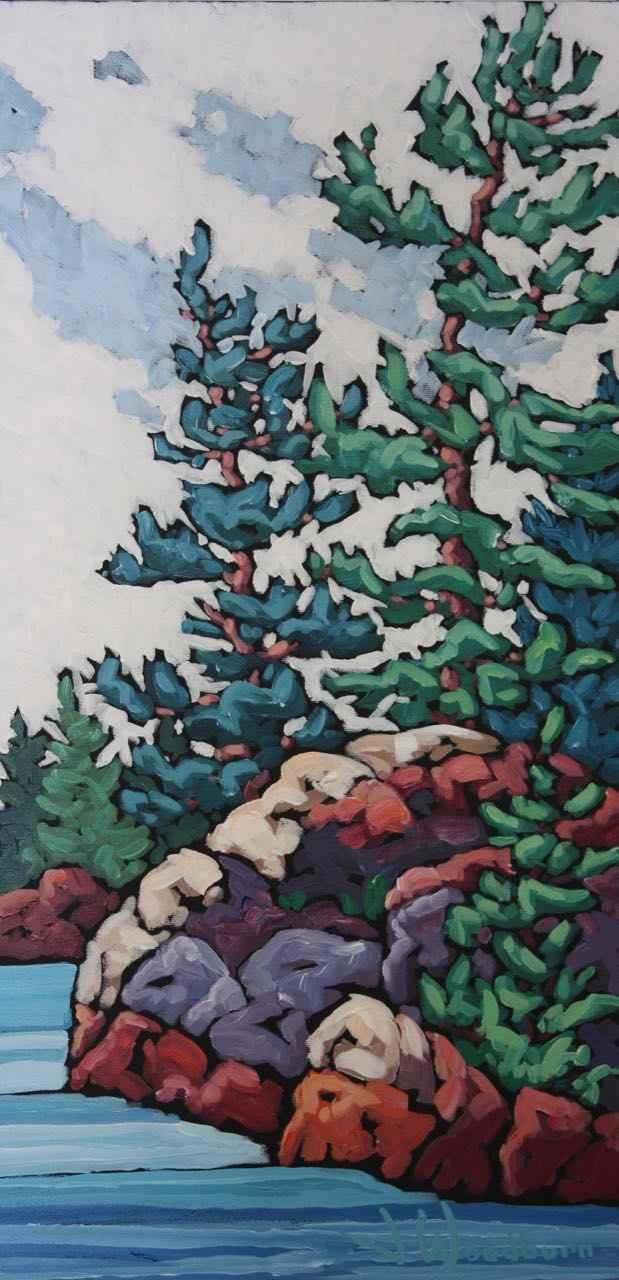 Round The Bend by Ms Jennifer Woodburn - Masterpiece Online