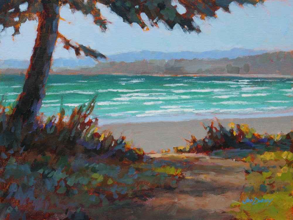 A Bright Outlook by  Jed Dorsey - Masterpiece Online