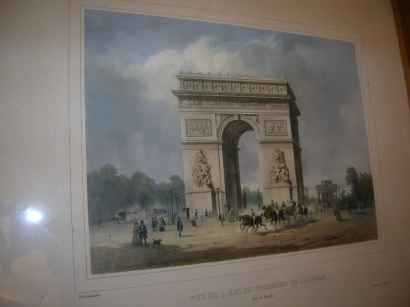 The View of the Arch ... by  Jules Amout - Masterpiece Online