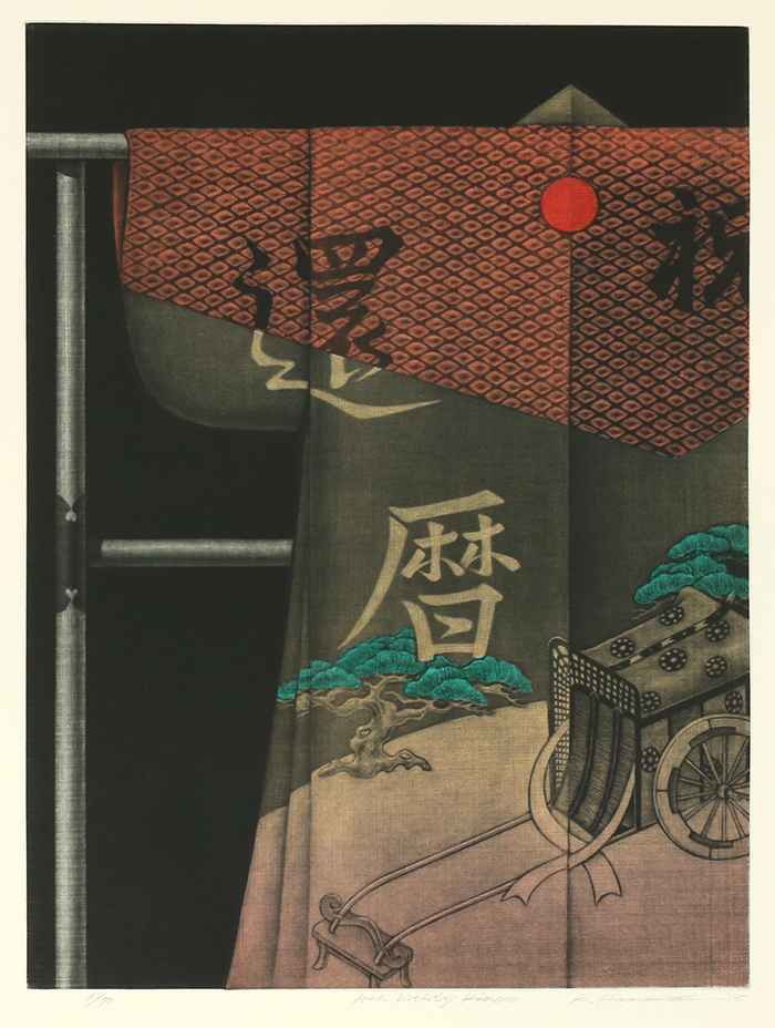 60th Birthday Kimono by  Katsunori Hamanishi - Masterpiece Online