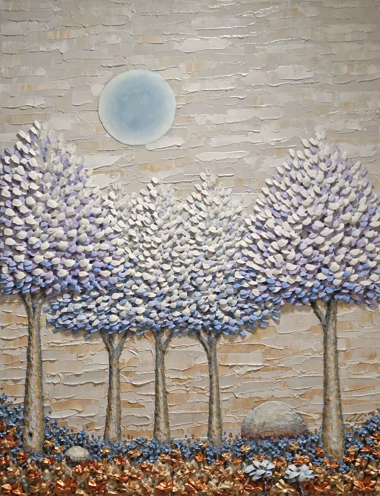 Moon Kissed by  Ali Mignonne - Masterpiece Online