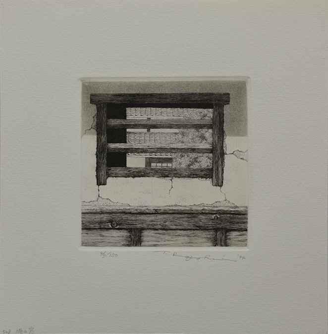 Window of the Wall by  Ryohei Tanaka - Masterpiece Online