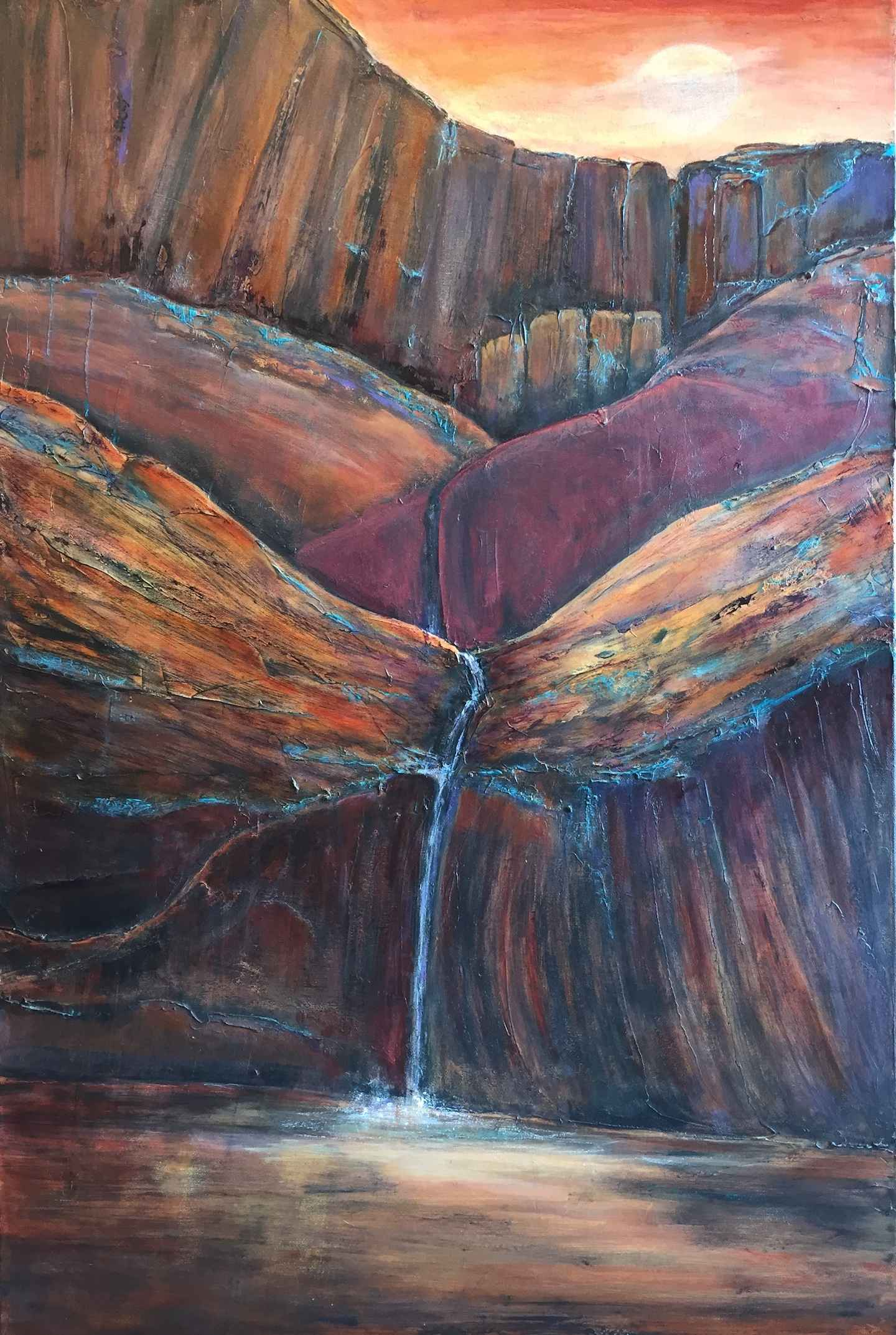 Spirit of the Canyon by  Marilyn Bos - Masterpiece Online