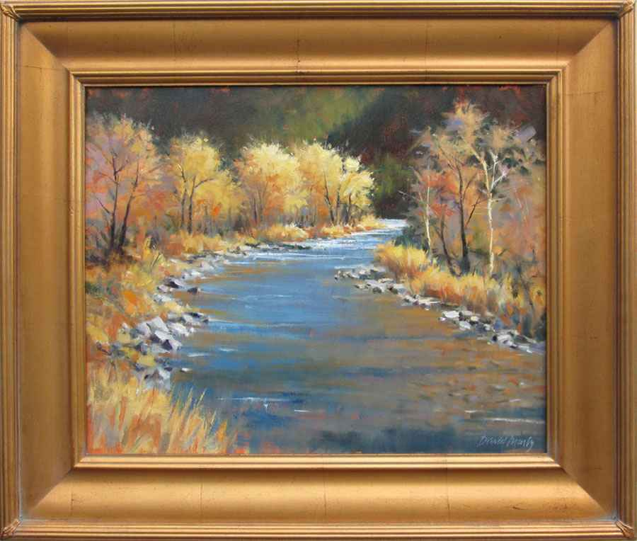 Fall on the Gallatin by  David Marty - Masterpiece Online