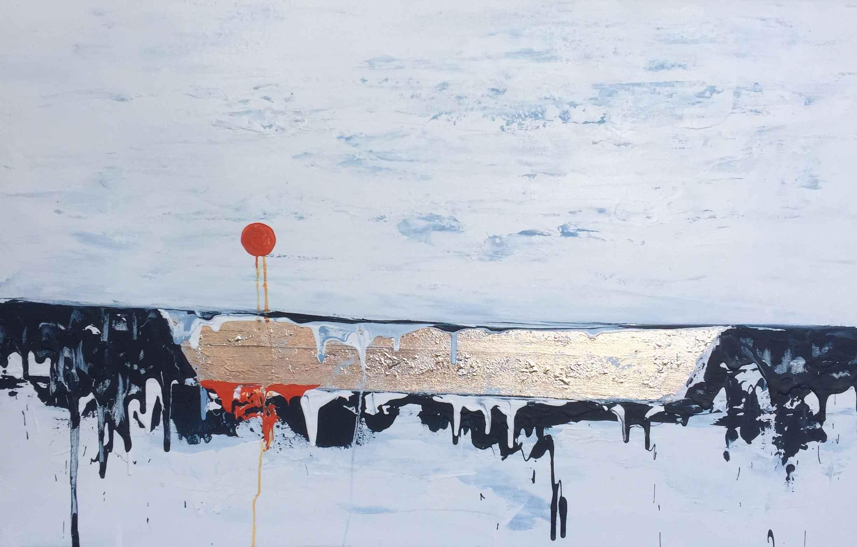 Silver Qayaq #2 by  Steve Lyons - Masterpiece Online