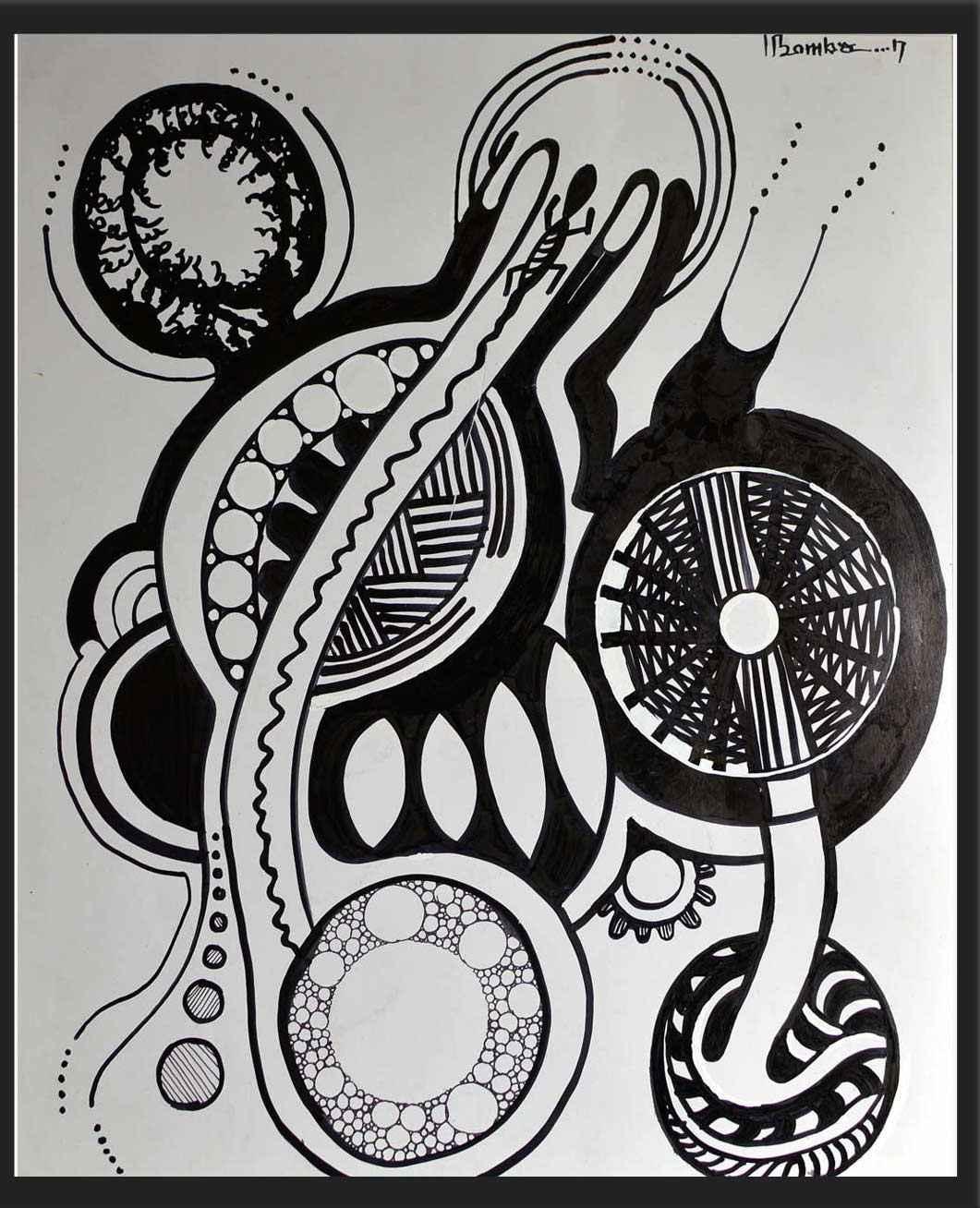 Invisible Presence by Mr Hillary Uzomba - Masterpiece Online