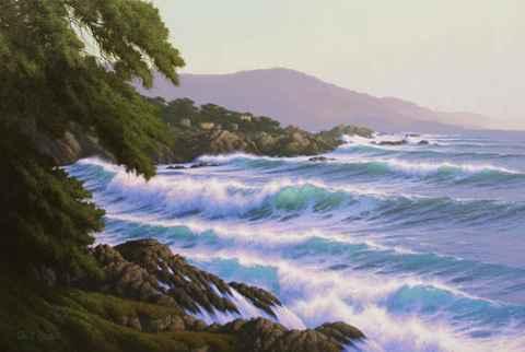 Cypress Point  by  David  Dalton