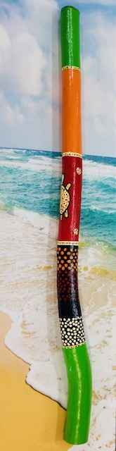 Didgeridoo Spotted Ray by  Graham Bowen - Masterpiece Online